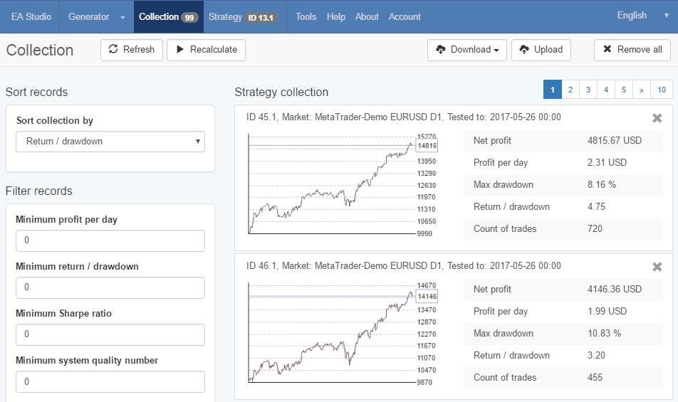 eas-collection-screenshot